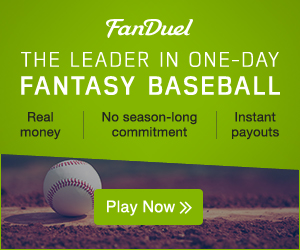 Baseball Fantasy News